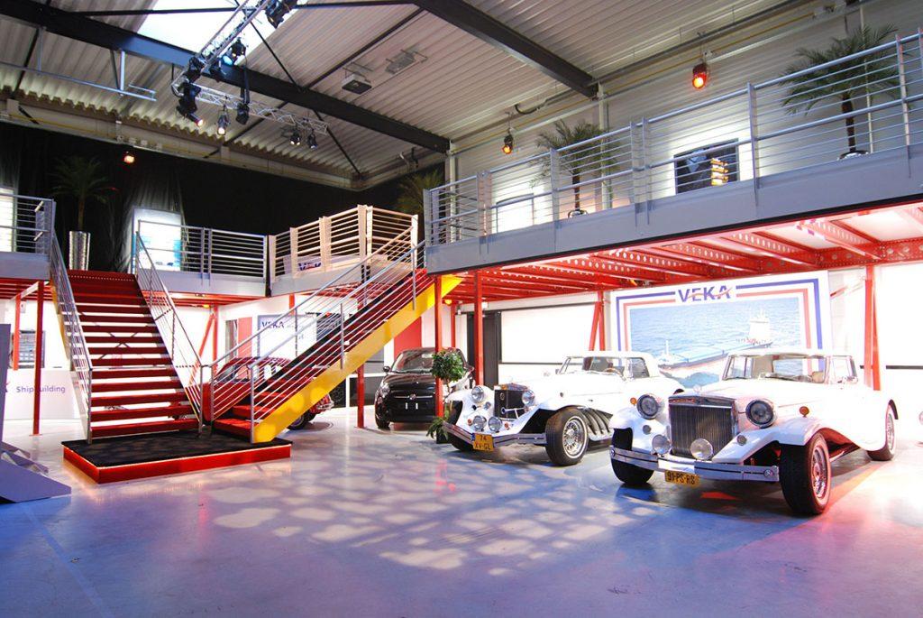 Verdiepingsvloer Twinfloor autoshowroom 01