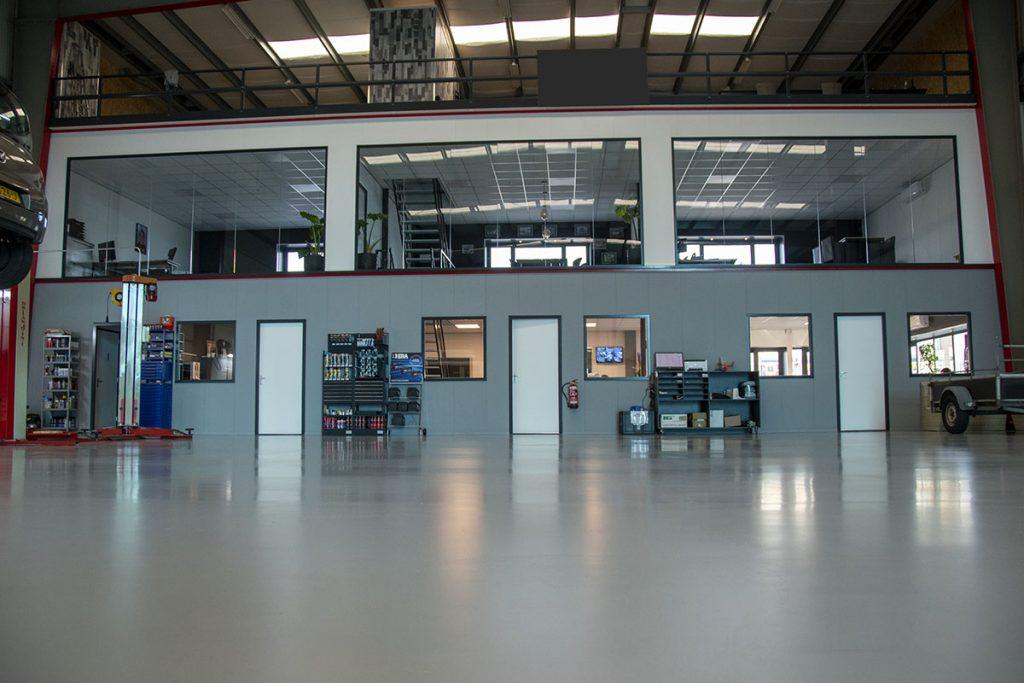 Twinfloor verdiepingsvloer met wanden en plafonds 0001 web